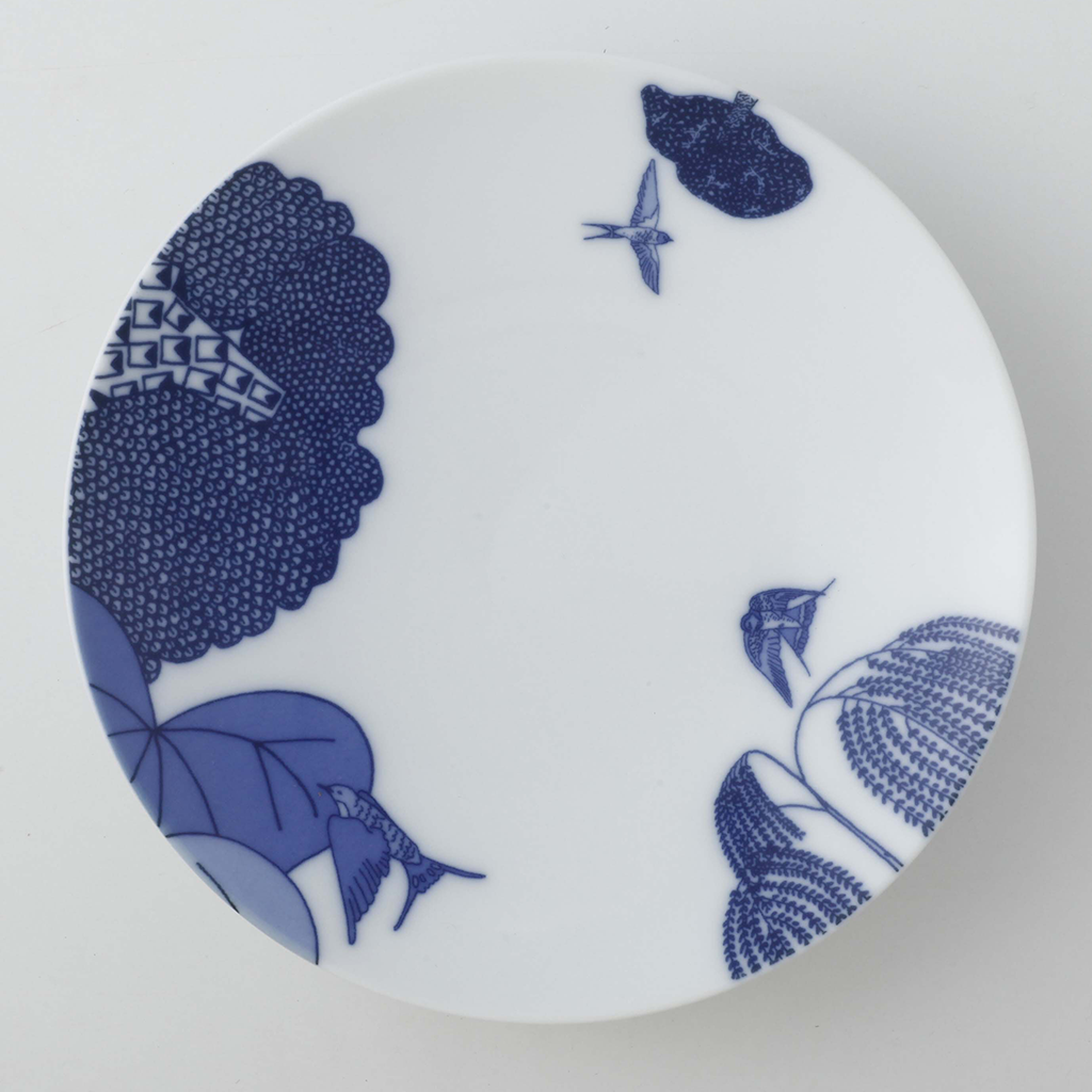 Kihara - Swallow Pattern Plate