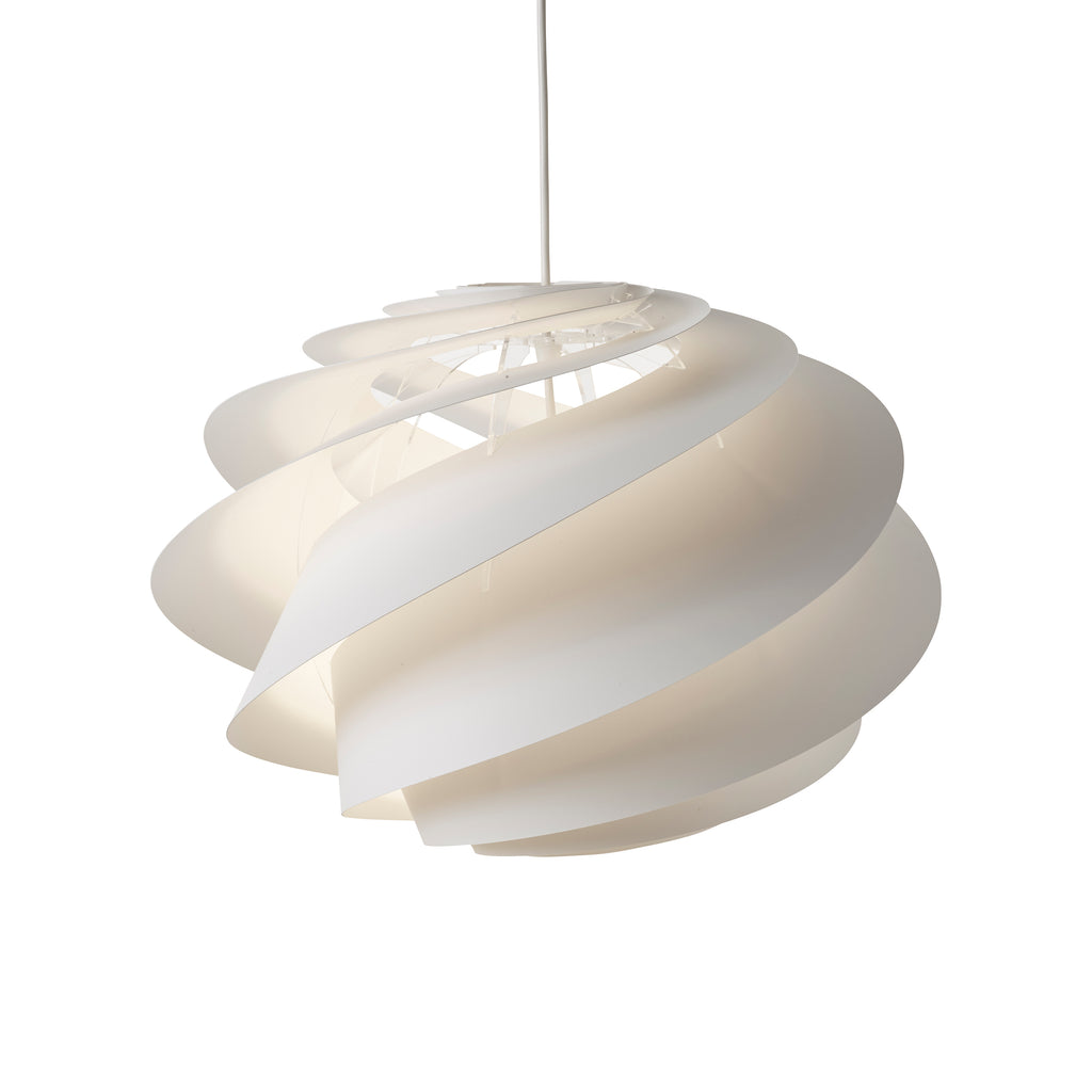 Swirl Pendant Lamp, medium, no. 1