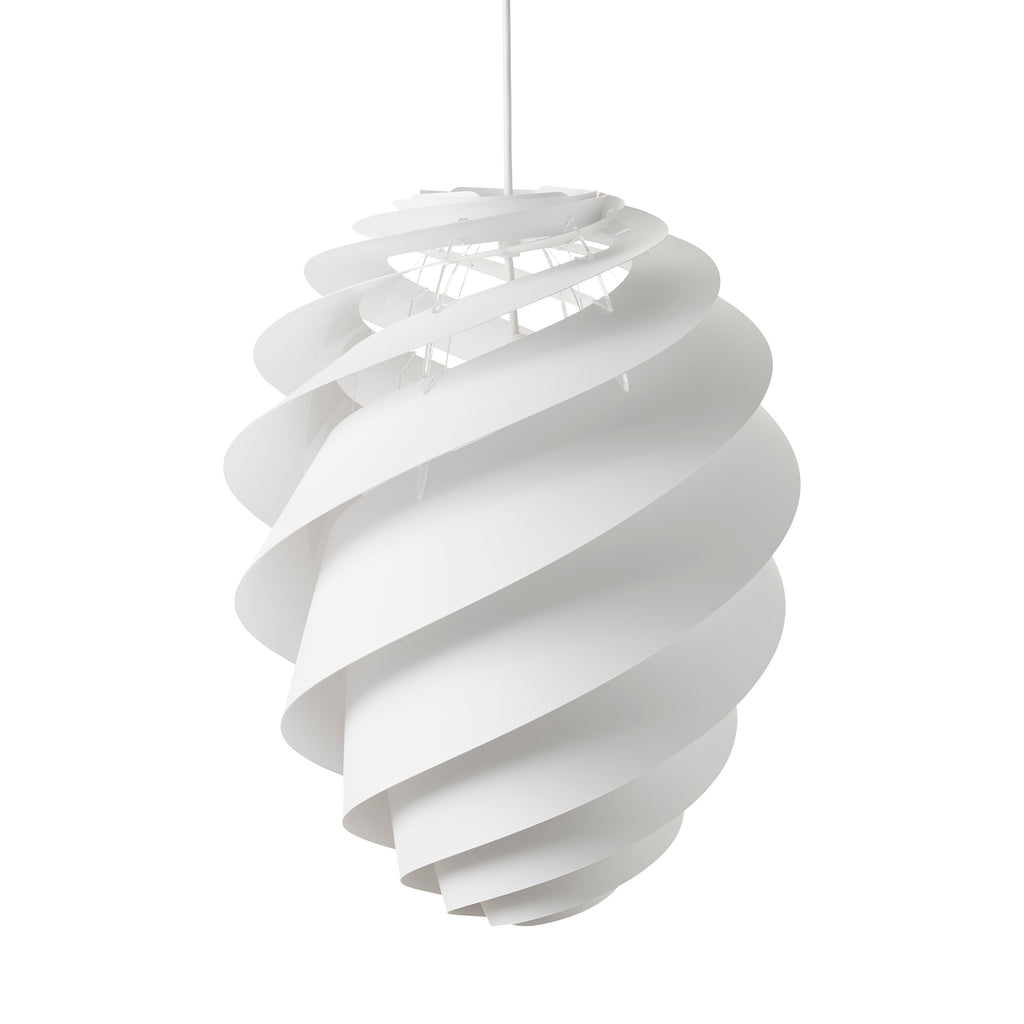 Swirl Pendant Lamp, medium, no. 2