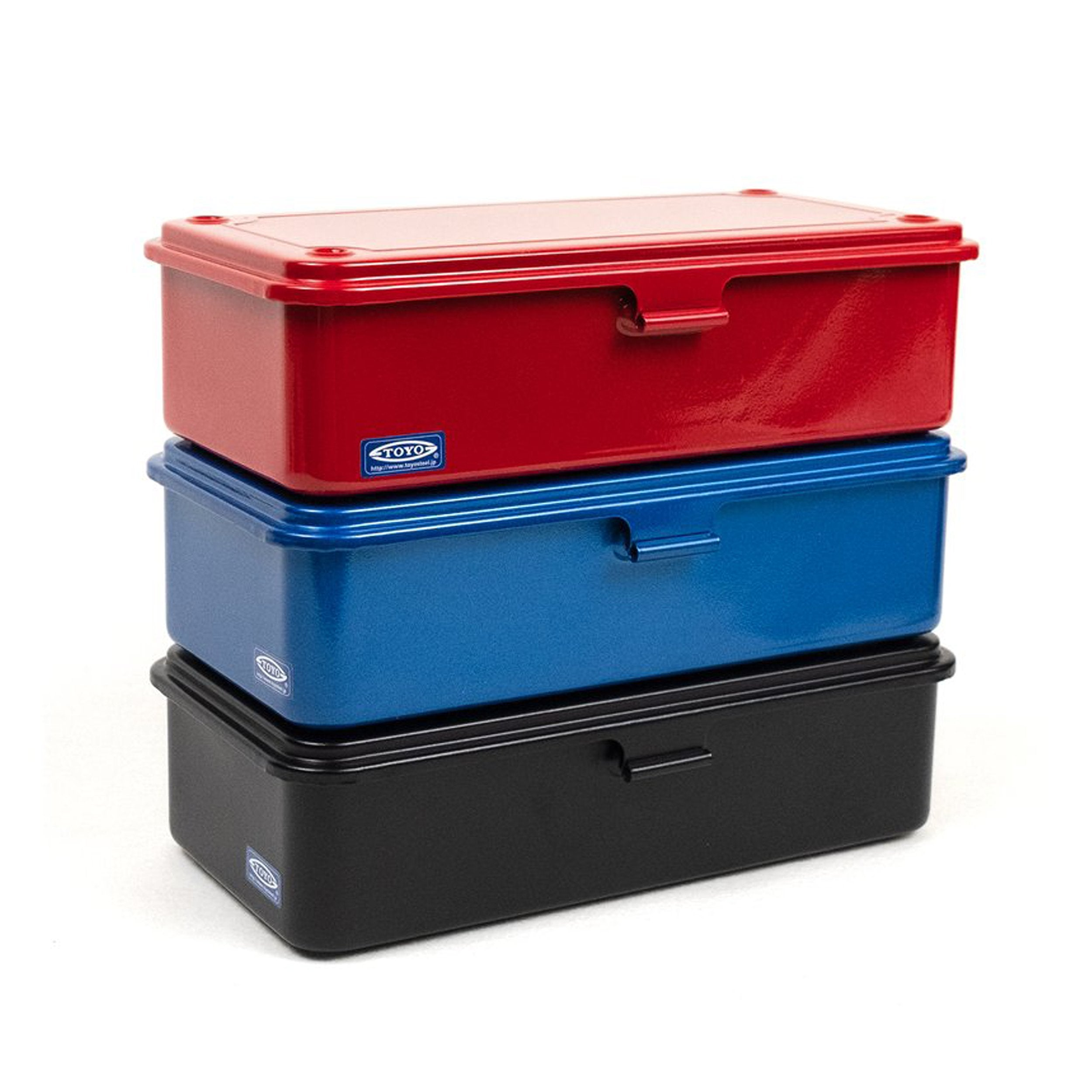 Steel Stackable Storage Box, style T-190