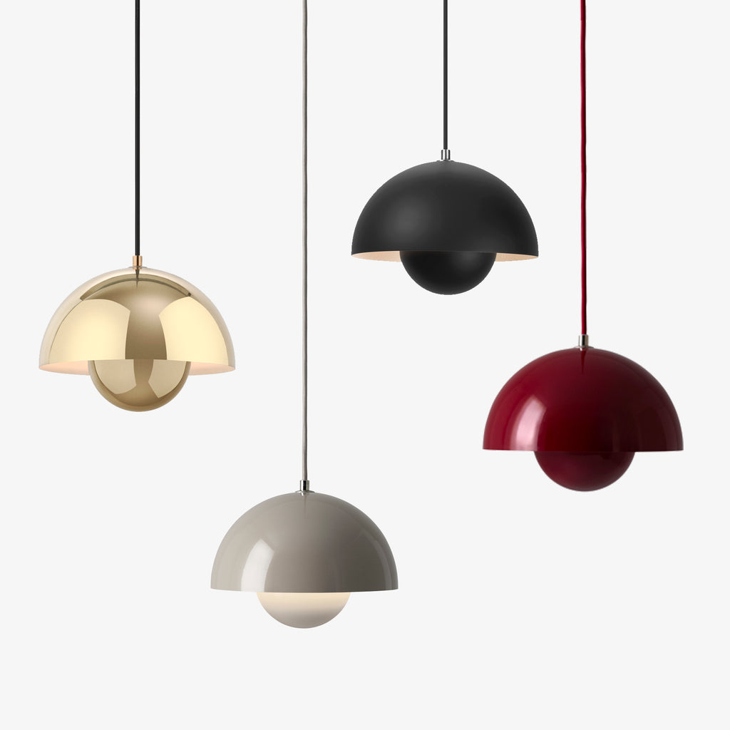 Flower Pot Pendant Lamp VP1