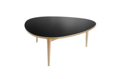 Max Bill Three Circles Low Coffee Table - Special Order