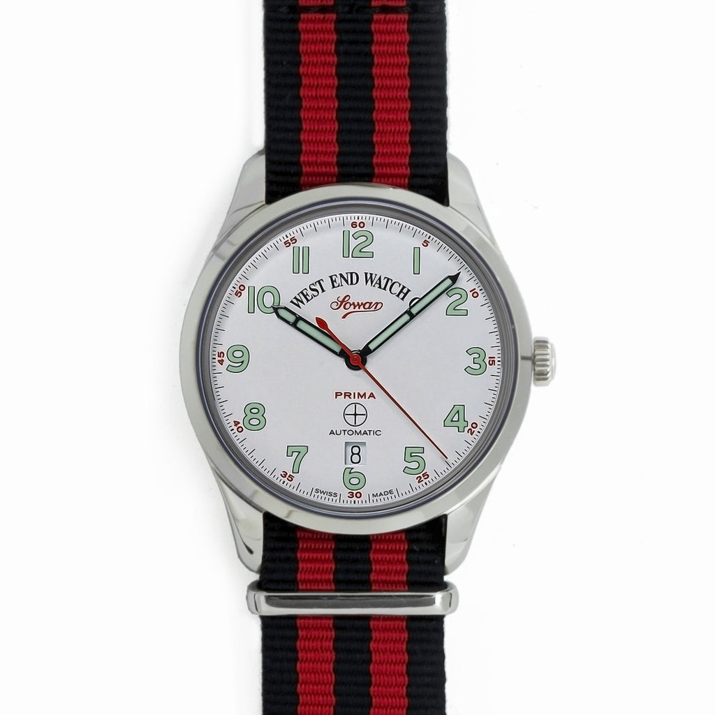 West End Watch Co. - Sowar Prima - White Dial