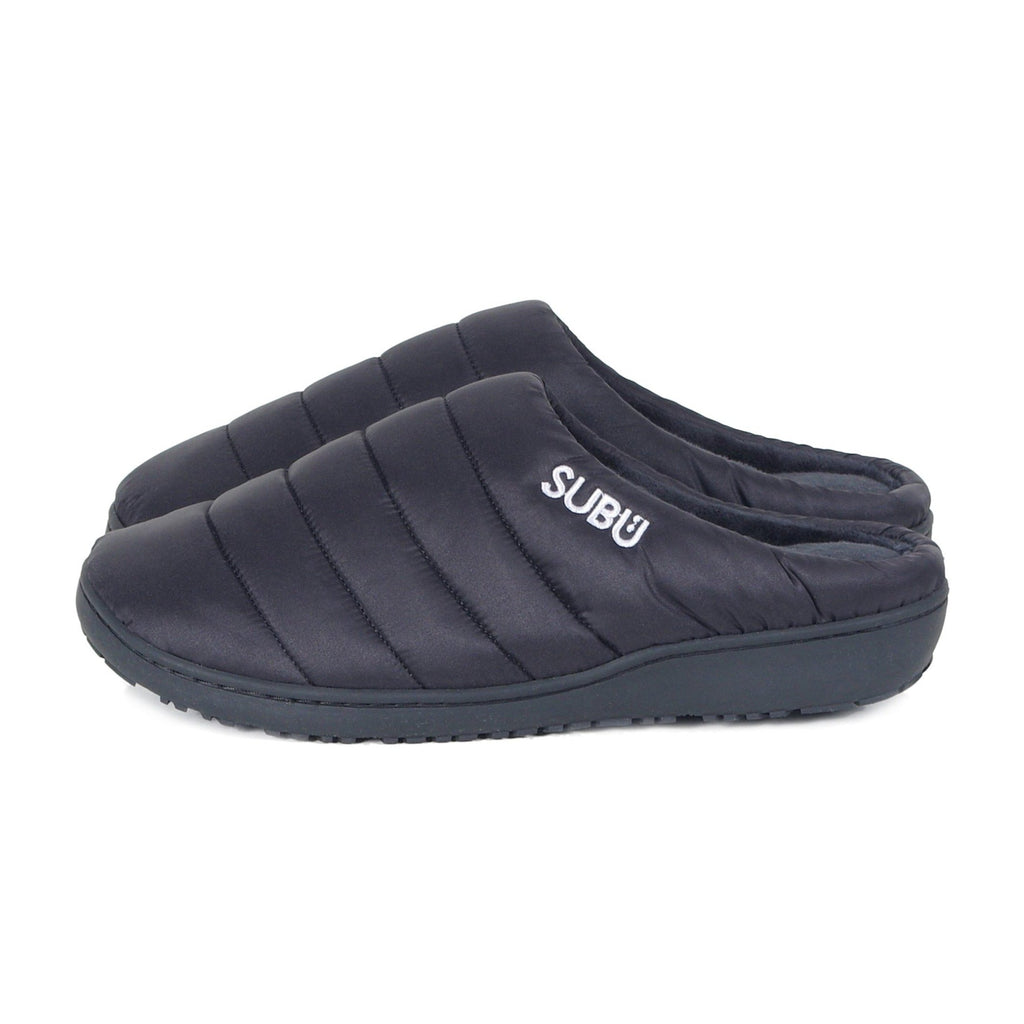 Fall & Winter Slippers - Black