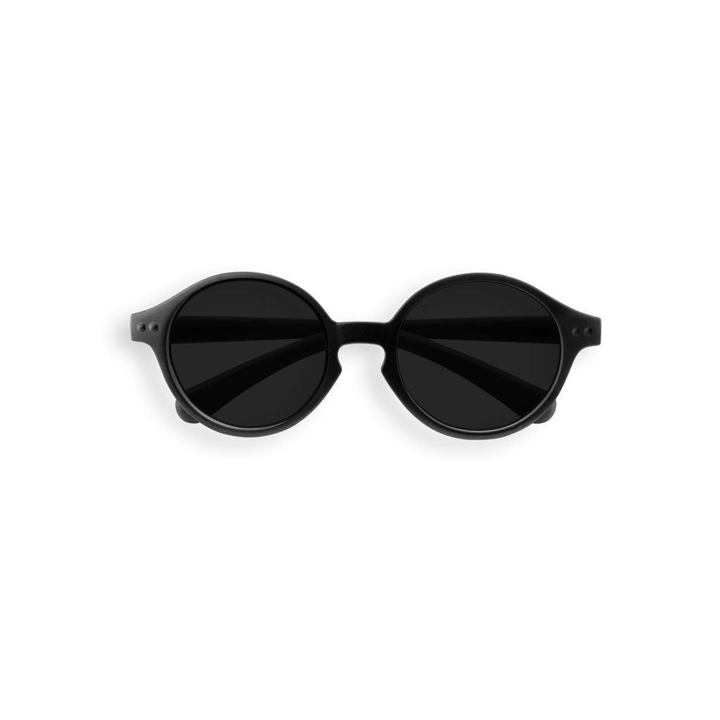 Kids Sunglasses - Black - Polarized