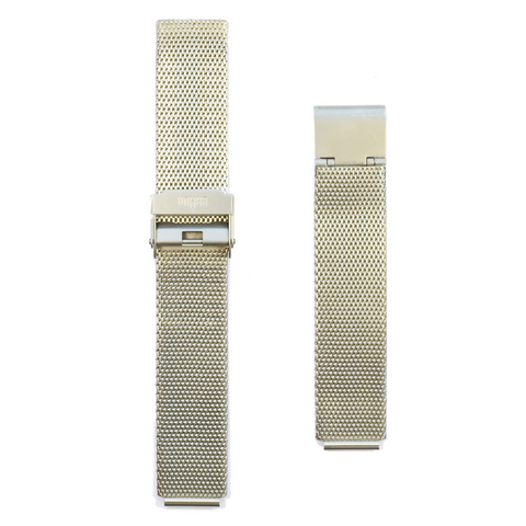 Braun - Replacement band for BN-31WHSLMHL, steel mesh