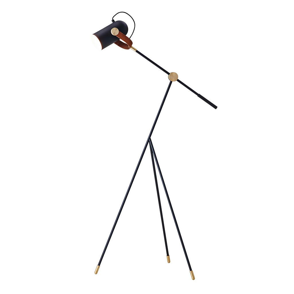 Carronade Floor Lamp, low