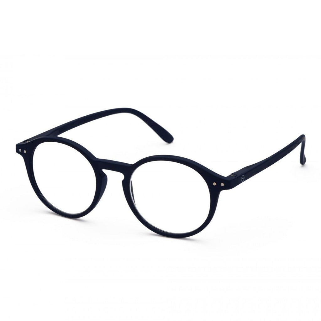 Reading Glasses - D - Navy Blue