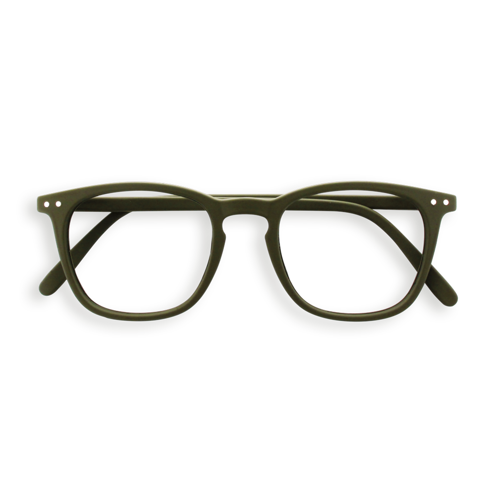 Reading Glasses - E - Khaki