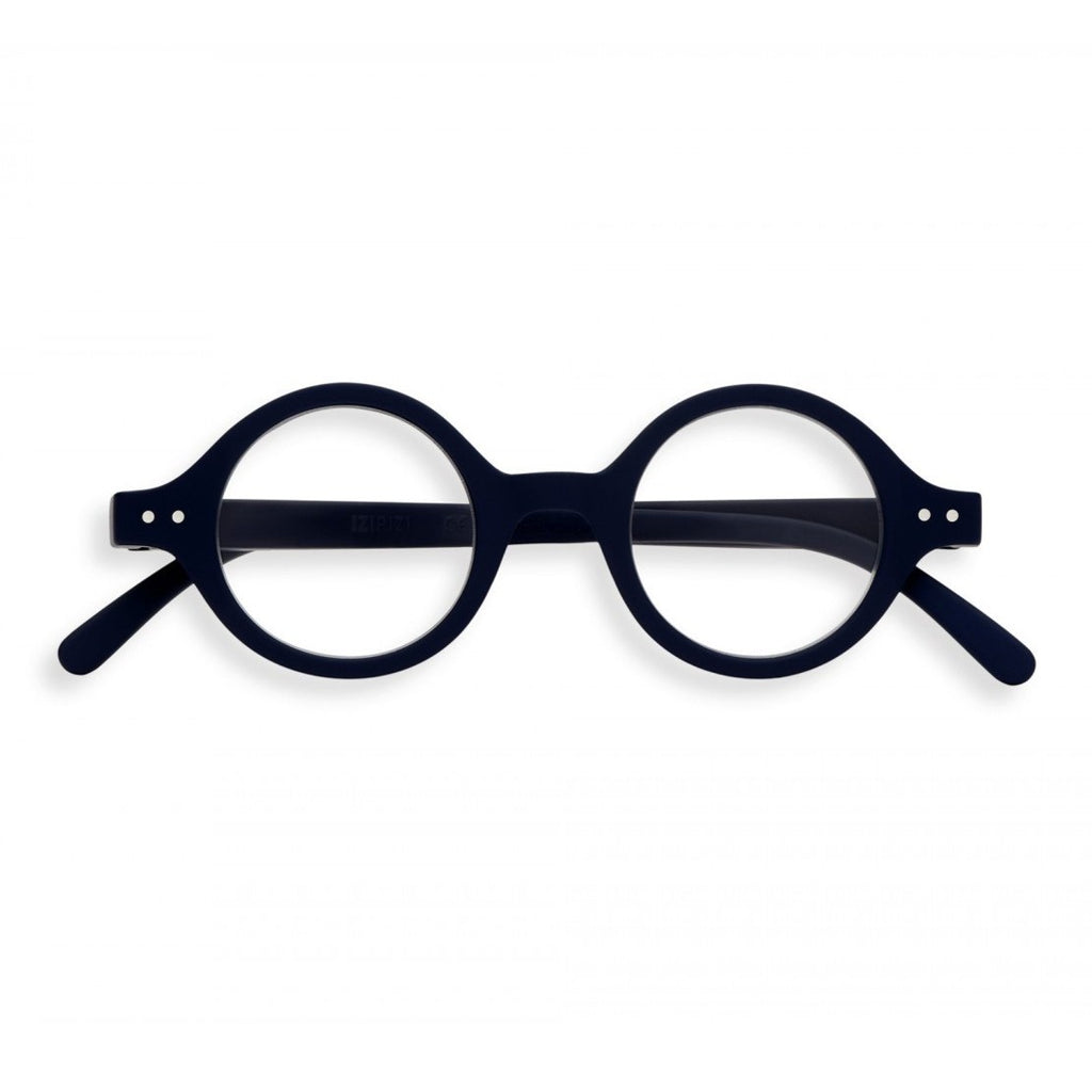 Reading Glasses - J - Navy Blue