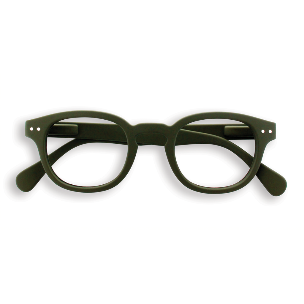 Screen Glasses - C - Khaki