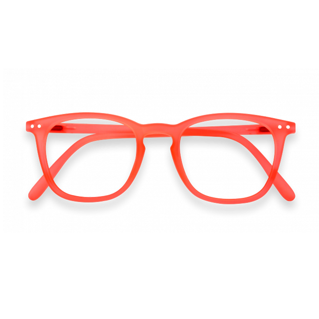 Reading Glasses - E - Orange Safran