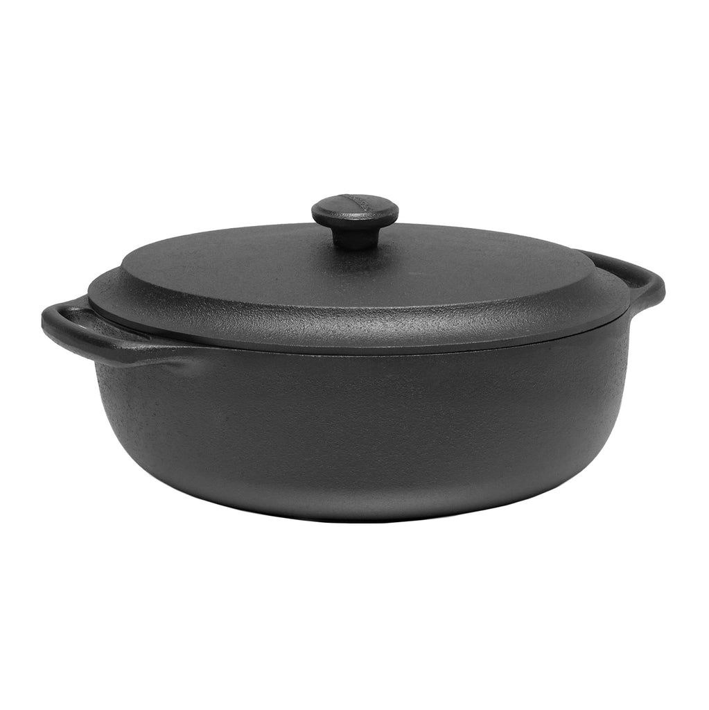 Oval Casserole with Lid, 4L