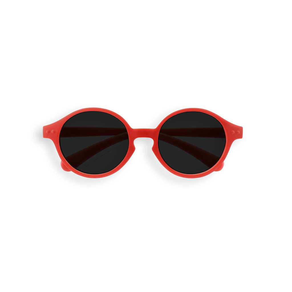 Kids Sunglasses - Red - Polarized
