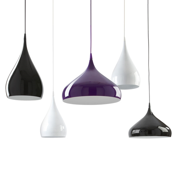 &tradition - Spinning Light Pendants BH1 and BH7