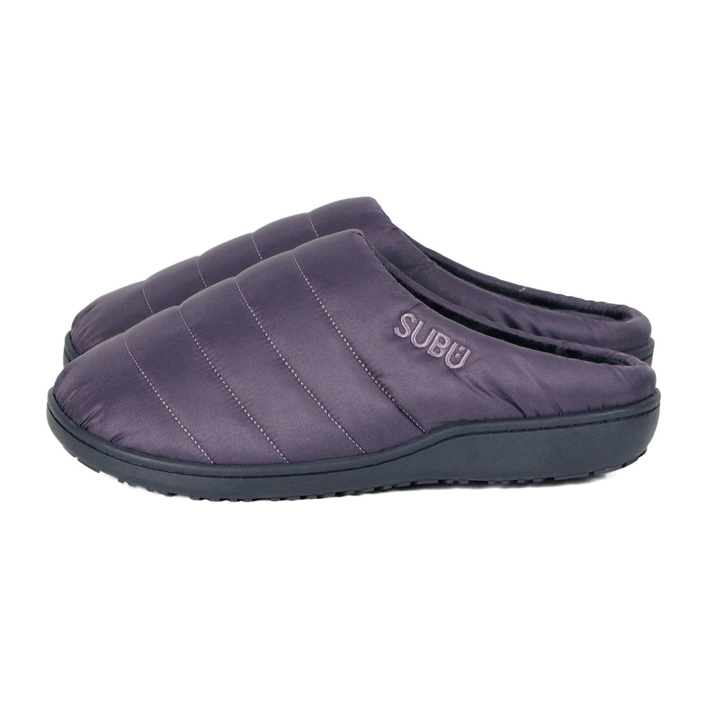 Fall & Winter Slippers - Steel Grey