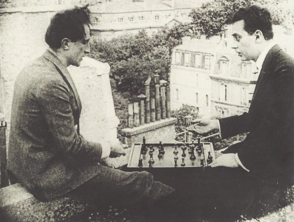 Man Ray Chess Board (Board Only)
