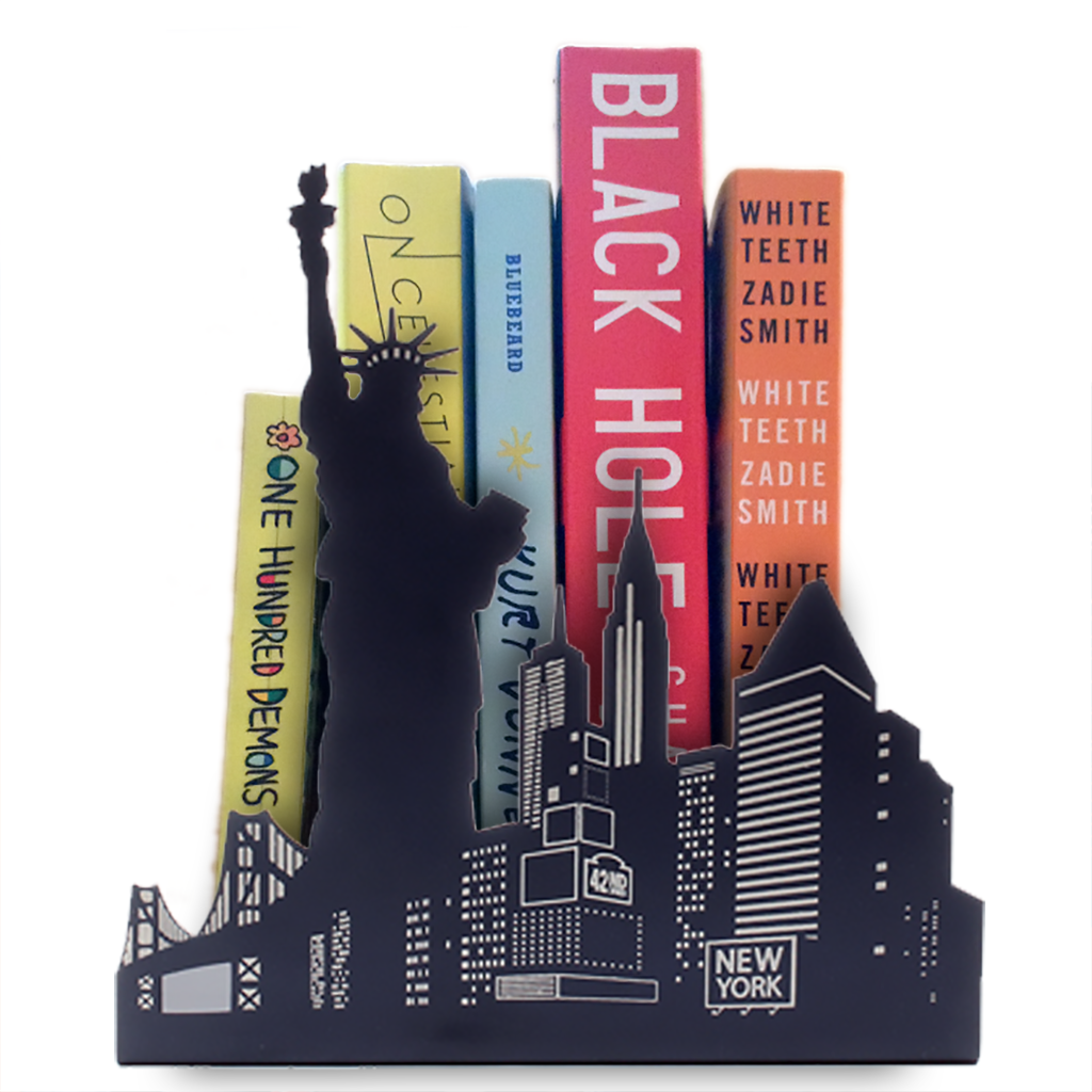 DCell - NYC Skyline Bookstand