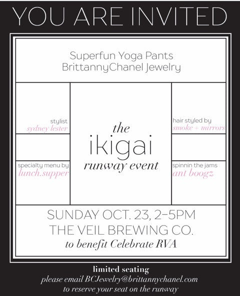 The Ikigai Runway Event