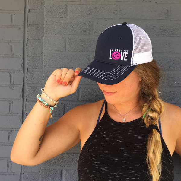Do What You Love<br>Trucker Hat