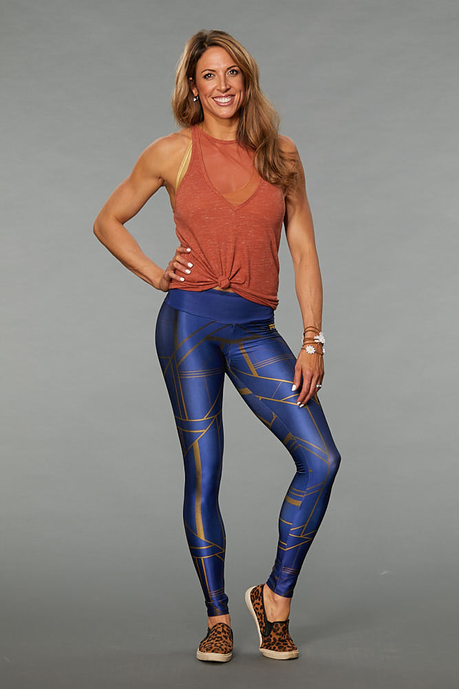 24c84150a9 Glitter Stars Pant from Goldsheep Clothing | Superfun Yoga Pants