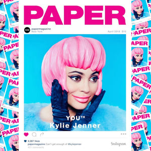 Kylie Jenner's Cover Launch for Paper Magazine