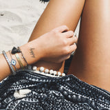 INKED by dani Temporary Tattoos - Black & White Pack