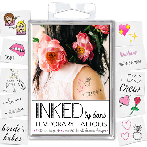 Bride To Be Pack