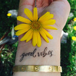 INKED by dani Temporary Tattoos - Sayings Pack