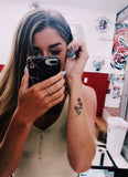 INKED by dani Temporary Tattoos - Dreamers Pack