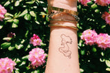 INKED by dani Temporary Tattoos - I'm Really A Mermaid