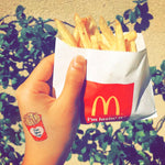 INKED by dani Temporary Tattoos - Fries Before Guys