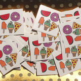 INKED by dani Temporary Tattoos - The Fun Pack