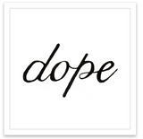 INKED by dani Temporary Tattoos - Dope