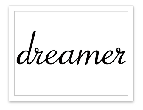 INKED by dani Temporary Tattoos - Dreamer