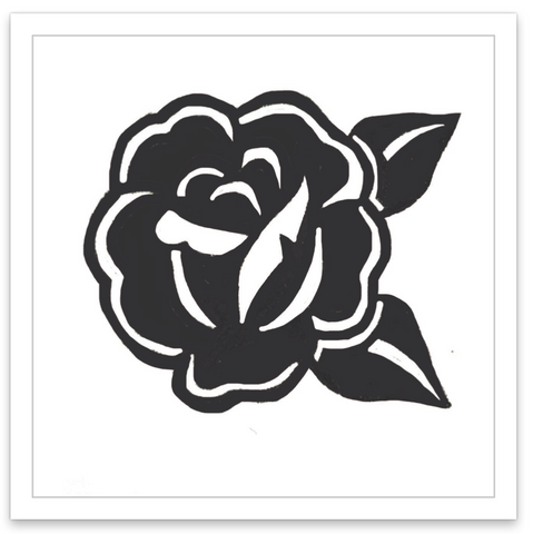INKED by dani Temporary Tattoos - Stop and Smell the Roses