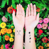 INKED by dani Temporary Tattoos - Boho Blooms