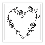 INKED by dani Temporary Tattoos - Blooming Love