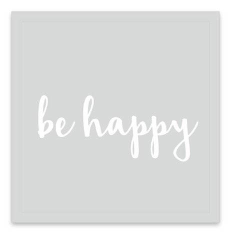 INKED by dani Temporary Tattoos - Ivory Be Happy