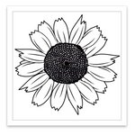 INKED by dani Temporary Tattoos - Sunflower
