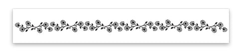 INKED by dani Temporary Tattoos - Floral Choker