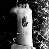INKED by dani Temporary Tattoos - Helping Hand