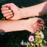 INKED by dani Temporary Tattoos - All You Need Is Love