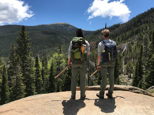 An Underlying Program of Superheroes in Rocky Mountain National Park