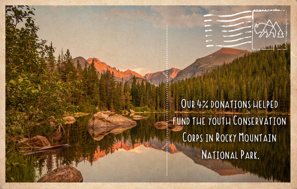 Youth Conservation Corps in Rocky Mountain National Park