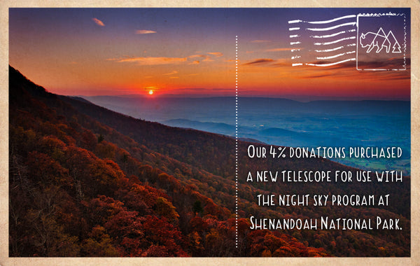 New Telescope for Shenandoah National Park