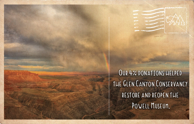 Glen Canyon Conservancy donation for Powell Museum
