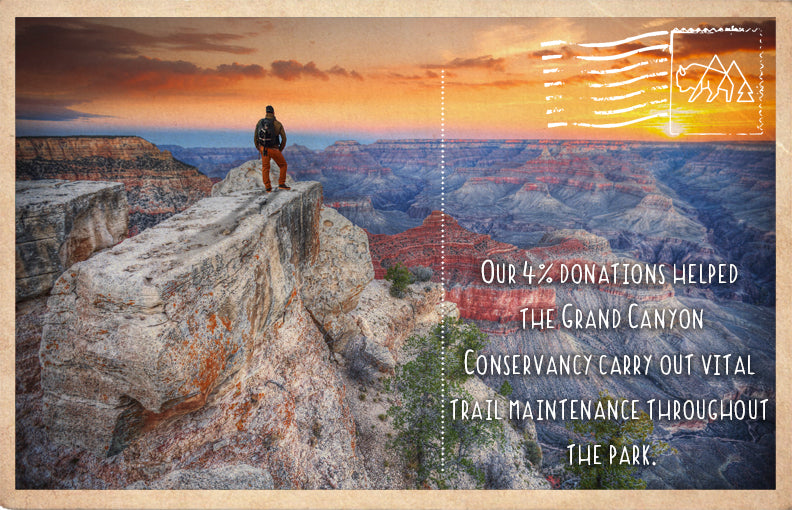 Grand Canyon Conservancy Trail Maintenance