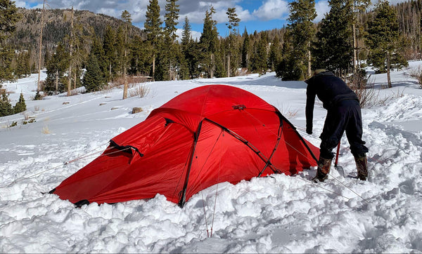 Trip Notes: Winter Camping in Southwest Colorado