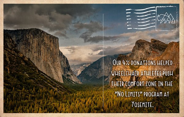 "The ""No Limits"" Program at Yosemite"